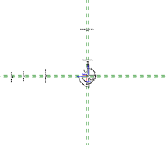 Revit family pipe fitting reference plane